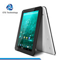 Prontotec10 '' Quad Core 1.5 GHz Android 4.2.2 dos cámaras 1 G + 16 G 1024x600Pxi wifi G-sensor 10 S tablet pc