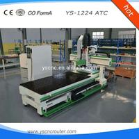 1300*2500mm cnc wood router cmc woodworking machinery with CE certificate