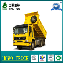15 cbm 30 tons Sinotruck howo 6x4 dump truck