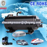 Auto roof mounted air conditioner compressor for caravan trailer rv camper aircon