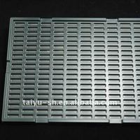 PS blister packaging tray