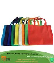 Eco-friendly non woven material cheap promo bag