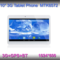 10inch MTK6572 Dual core tablet pc android 4.4 tablet