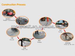 Mighty sealer, crack sealant used to repair asphalt road sealant