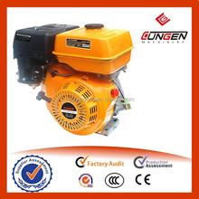 big new air cooled 9Hp little vibrating gasoline engine