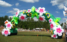 wedding private party decorations balloon arch inflatable