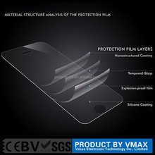 No bubble Anti glare Matte screen protector for mobile phone tempered glass coolpad F2/8675