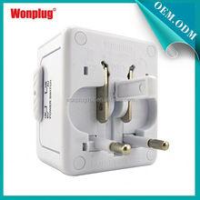 2014 Fashion Type Cool 1 Year Guarantee Free Sample travel plug adapter walmart