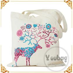 Wholesale China Manufacturer Recycled Natural Organic cotton Bag