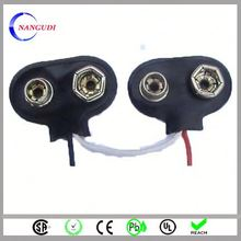 multifuntional t type 9v battery snap clip