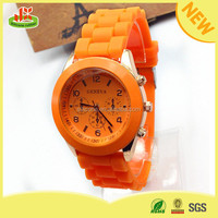Silicone gift promotional alloy ladies top 10 wrist watch brands