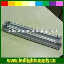 T5--11W factory manufacturer 1200mm 18w t8 led red tube T5 tube8 double tube8 fixture lamp led light