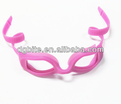 2014 New Design High Quality Silicon Goggle Strap Wholesale for Nice Market