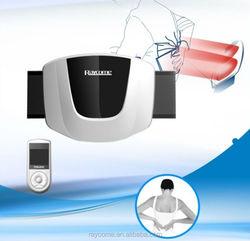 Useful body massager portable electrict waist massager for relief waist pain