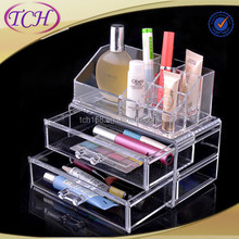 Wholesale china factory acrylic display cosmetic