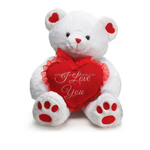 Cute Cheap Skins Soft Toys Valentines Gift Supplier Teddy Bear With Hats And Bow