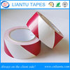 factory offer red and white caution tape