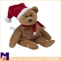 bear toys for christmas,2013 bear plush toy,new christmas gift