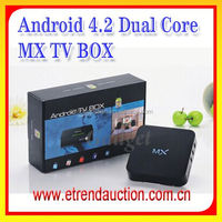 OEM customization mx2 mini pctv stick dual core mx box