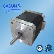 diameter 8mm nema 17 42mm stepper motor 2A 570mN.m low noise micro motor stepper nema17 for 3d printing