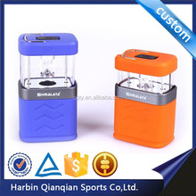 HL9634 customized ABS aluminium alloy small size camping light lantern