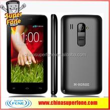 4.0inch tecno mobile phone optical zoom camera mobile phone G2+
