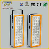 30 leds rechargeable emergency lamp