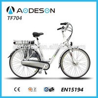 China Apollo Orion Electric Bicycle , City Bike E-BIKE Lithium Battery 36V