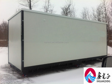 modular good price 16 feet folding storage container