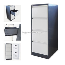 Metal 4 Drawers vertical file Cabinet/Metal drawer cabinet made in China