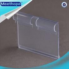 Supermarket system/price bag/plastic price tags holder
