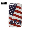 Hot new products for 2015 american flag phone case for iphone6 plus