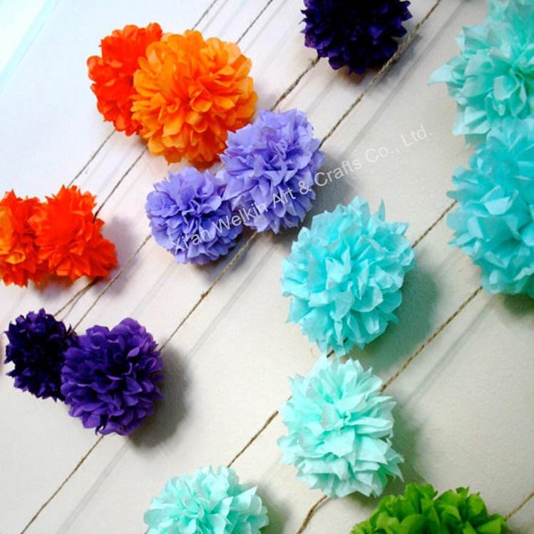 Bricolage Faire Facile Papier Fleurs Id Al Pour D Coration