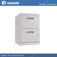 under office table knock-down file cabinet 2 drawer