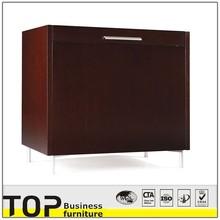 short office furniture File wooden Cabinet and shelves