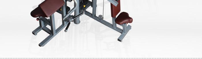 8 stations multi gym machine
