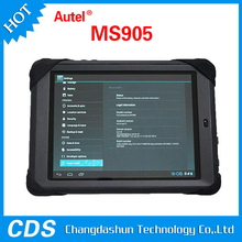 "2015 Top selling 100% Original Autel MaxiSys Mini MS905 Diagnostic Analysis System with 7.9"" Screen LED Touch Display In stock"