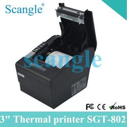 80mm POS receipt printer/POS 80 printer thermal driver available