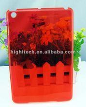 Clear Hard Plastic Cover for ipad mini