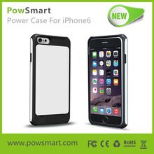 Bigger Power NEW 4300mAh extended battery case for iphone 6 plus