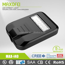 outdoor flip chip 30w led street light driver 5 years warranty with CSA
