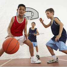 factory supply size 7 6 5 4 3 orange colorful mini rubber basketball