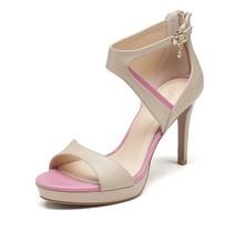 women office comfortable nude platform heels 2015 platform sandal platform shoe soles