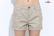 fashion outdoor summer half pants for women