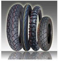 Popular Tubeless Motorcycle Tyre300