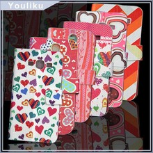 Protective phone case For Lenovo s5000,printing mobile cover with two picture for samsung e7