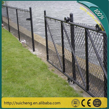 Guangzhou Manufacturer 1.5 Inch Chain Link fences with Good Quality (Factory)