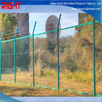 Anticorrosion Anti-Aging High Quality Cheap Movable Fence Chain Link Fence/Chain Link Mesh Net
