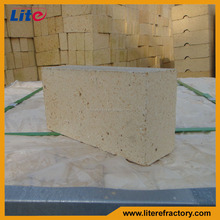 High alumina refractory brick used for steel/cement/glass making furnace/kiln