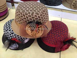 Fashion style cheap wholesale 100% wool knittted hat body 2013 new production